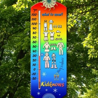 KidKnows Learning Thermometer Giveaway for 3 Lucky Winners