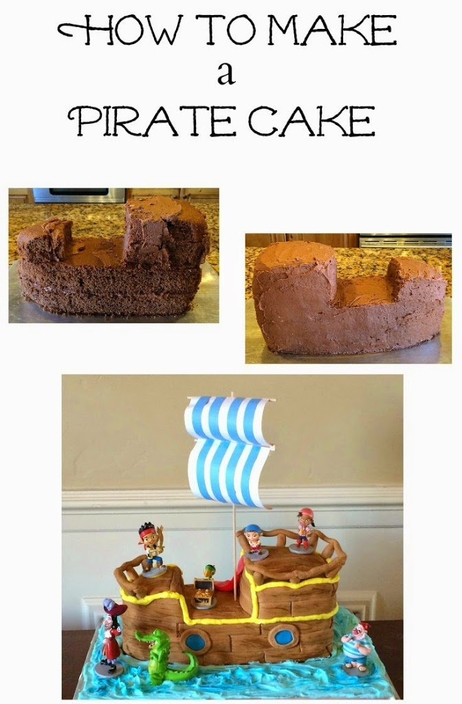 Tremendous Jake And The Neverland Pirates Birthday Cake Planning Playtime Funny Birthday Cards Online Inifodamsfinfo