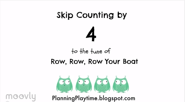 Skip Counting Fast And Easy Way To Memorize Your