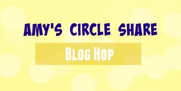 Amy's Circle Share Blog Hop