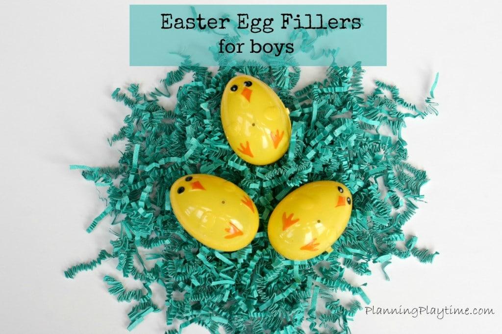 Easter Egg Fillers for boys image