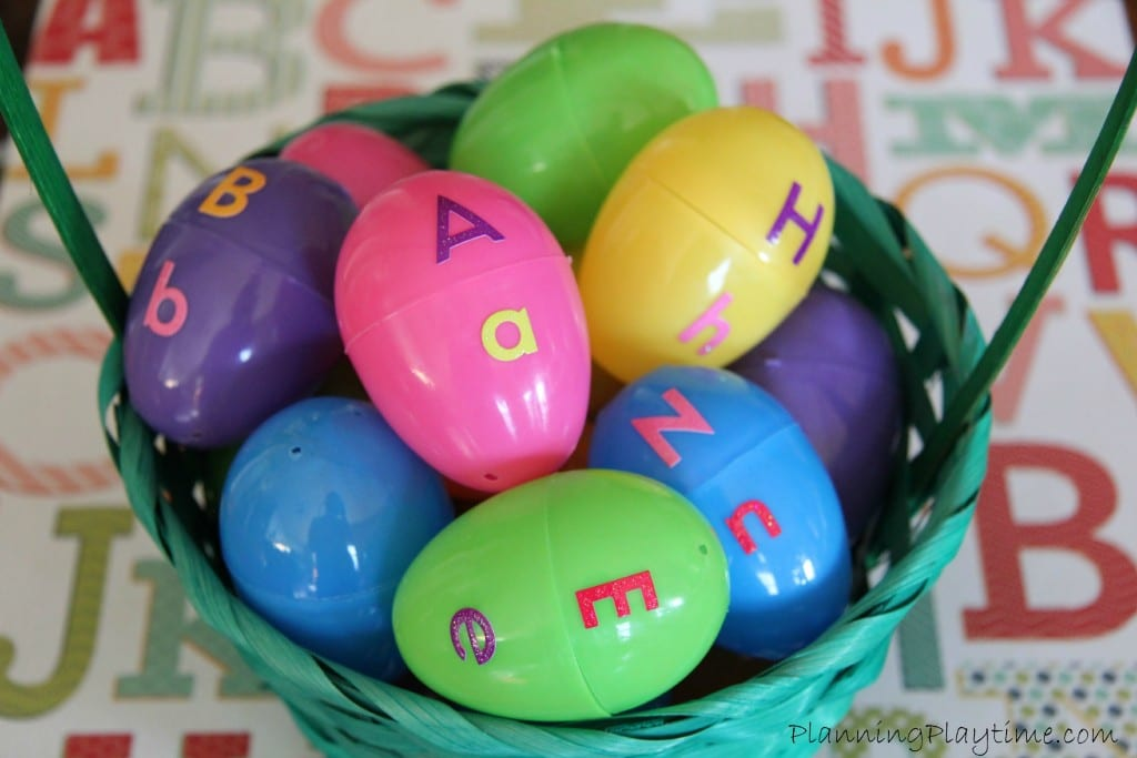 10 educational activities using plastic easter eggs planning playtime