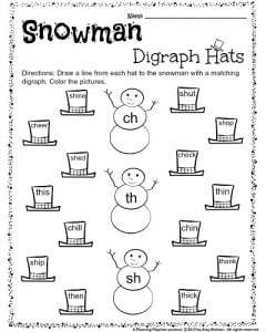 Printables Digraph Worksheets diagraph worksheets davezan davezan