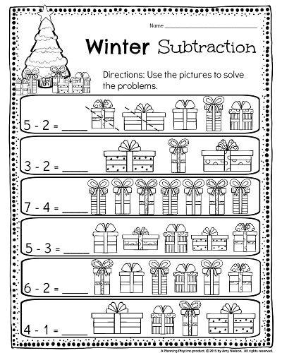 Number Names Worksheets : christmas literacy worksheets ~ Free ...