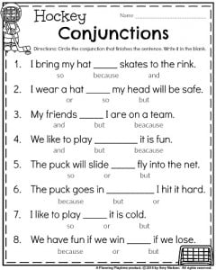 Witty image pertaining to printable first grade worksheets