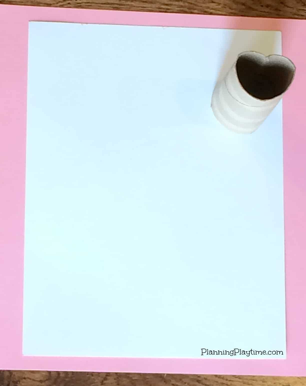 Cute valentine 39 s day craft for kids planning playtime for Design your own toilet paper