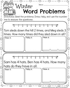 math worksheet : kindergarten math and literacy worksheets for february  planning  : Common Core Kindergarten Math Worksheets