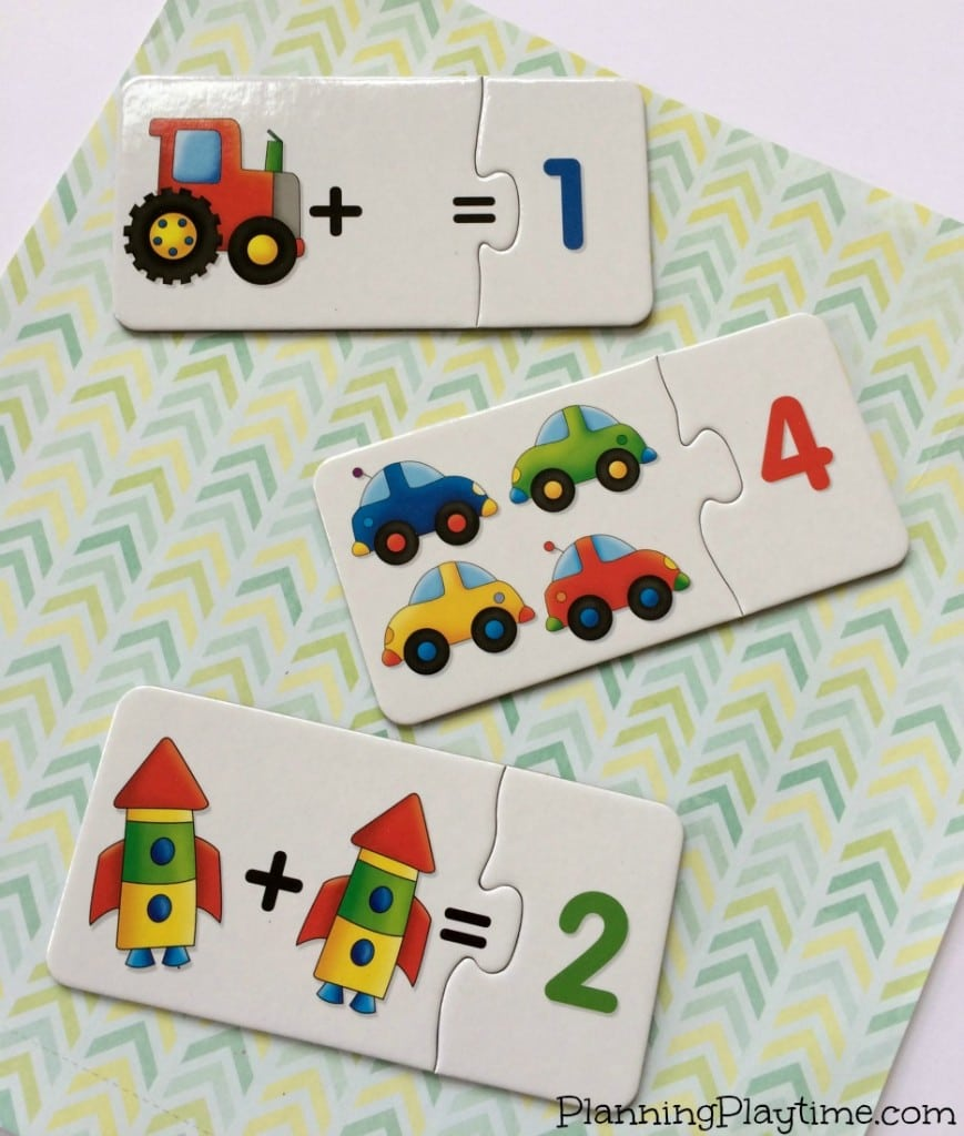 Math puzzles for kids and other fun educational puzzles.