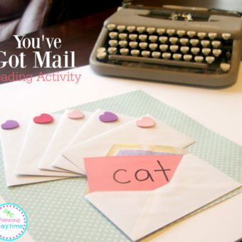 You've Got Mail Reading Activity