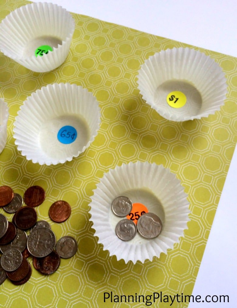 Money Counting Activity