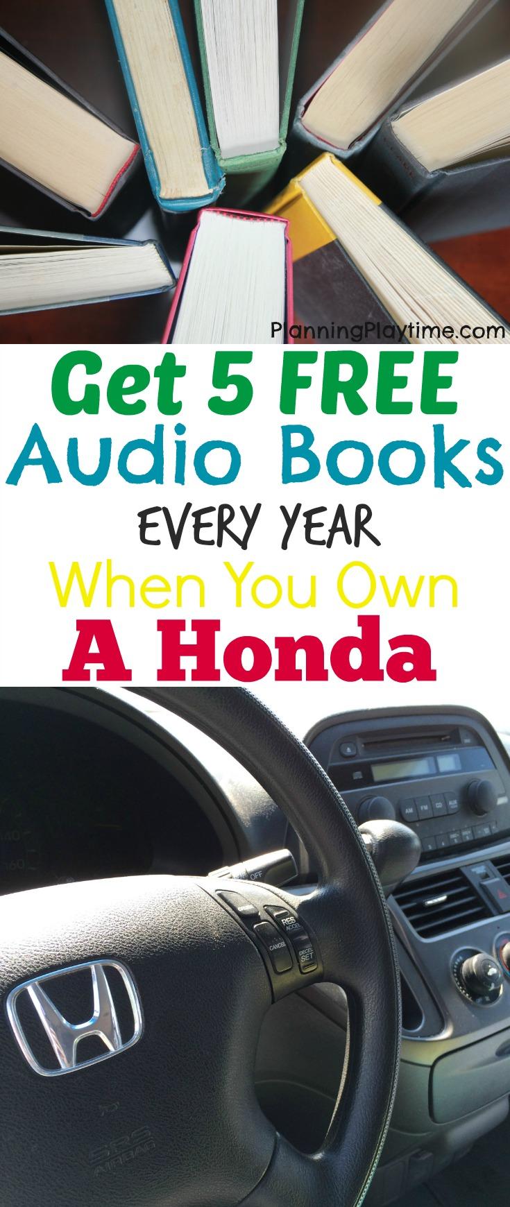 Honda Readers Pin