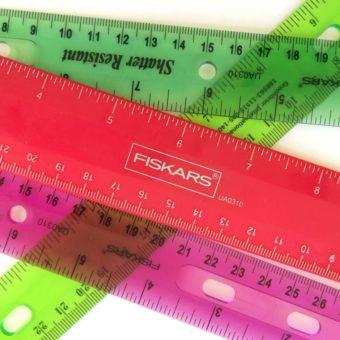 Shoe Tracing Measurement Activity