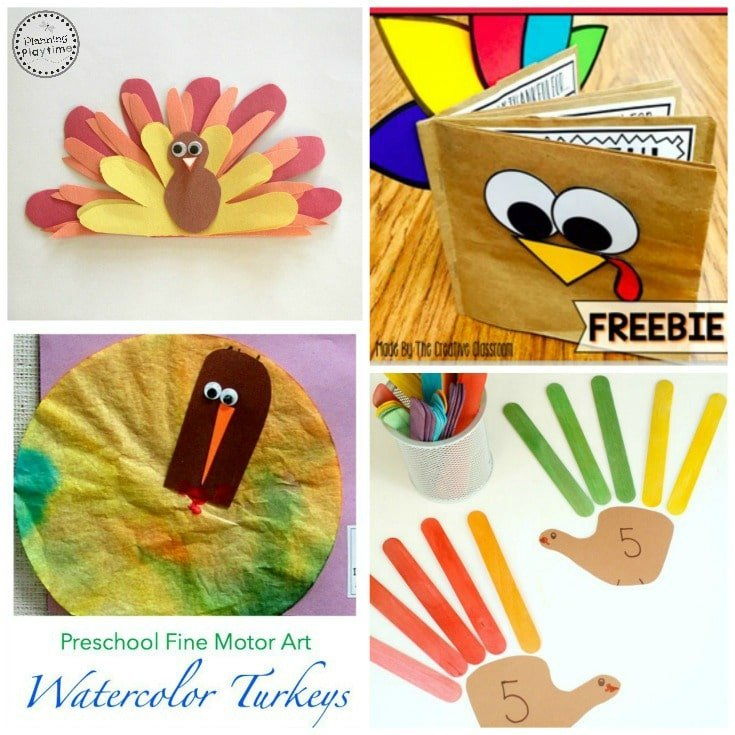 10 FREE Educational Activities for Thanksgiving.
