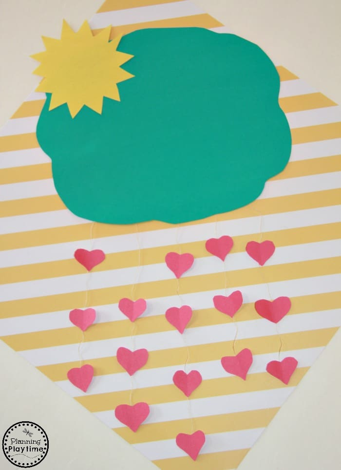 Kindergarten Valentines Day Crafts