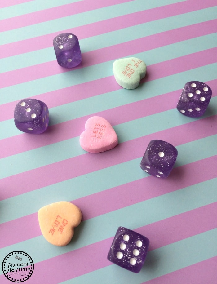 Valentine\'s Day Math Activity for Kids - Comparing Numbers ...