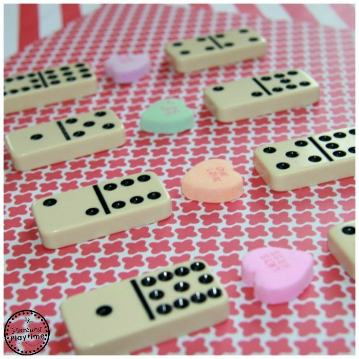 Valentine's Day Math Activity for Kids – Comparing Numbers