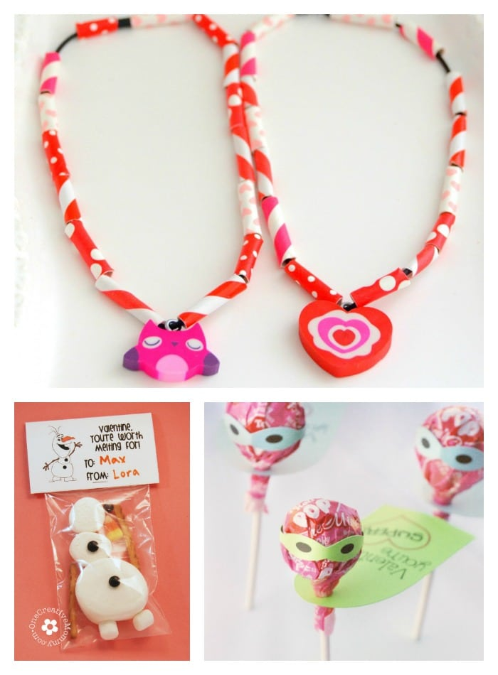 Fun DIY Valentine Ideas for kids.