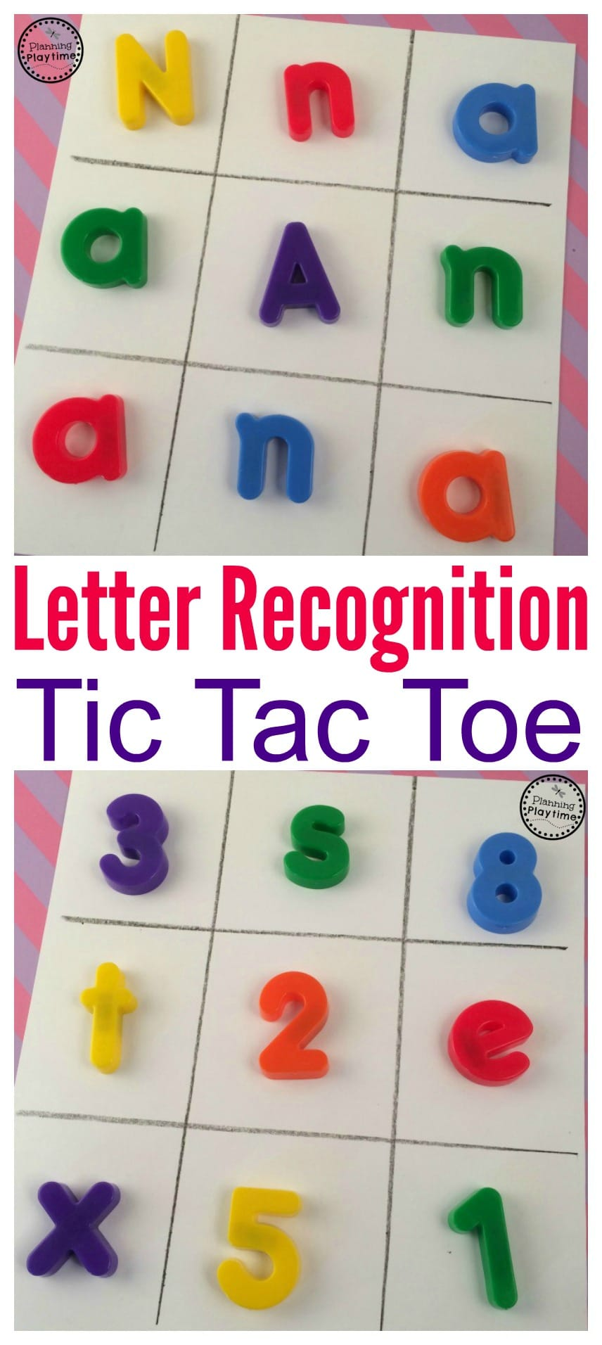Letter Recognition Ti c Tac Toe