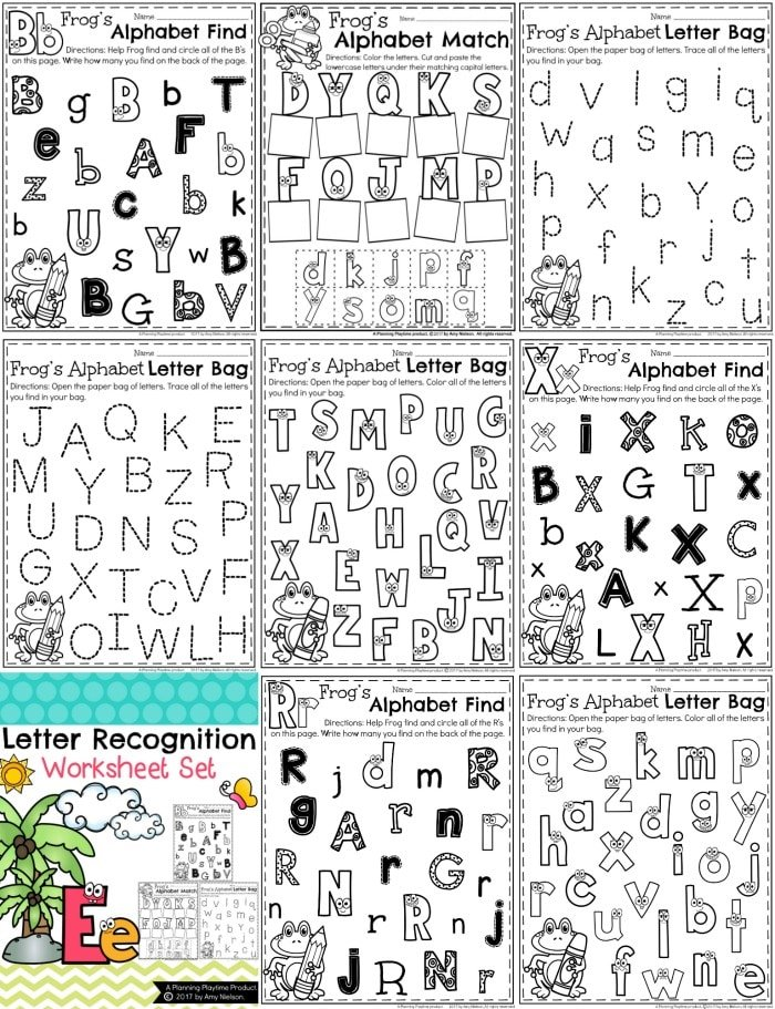 letter recognition worksheets fresh letter recognition worksheets cover letter examples 39897