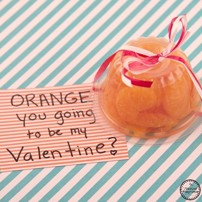 No Candy Valentine Idea for kids - and other fun DIY Valentines