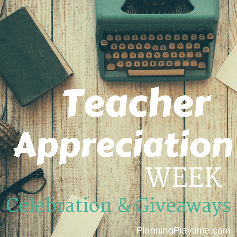 Teacher Appreciation Week Event