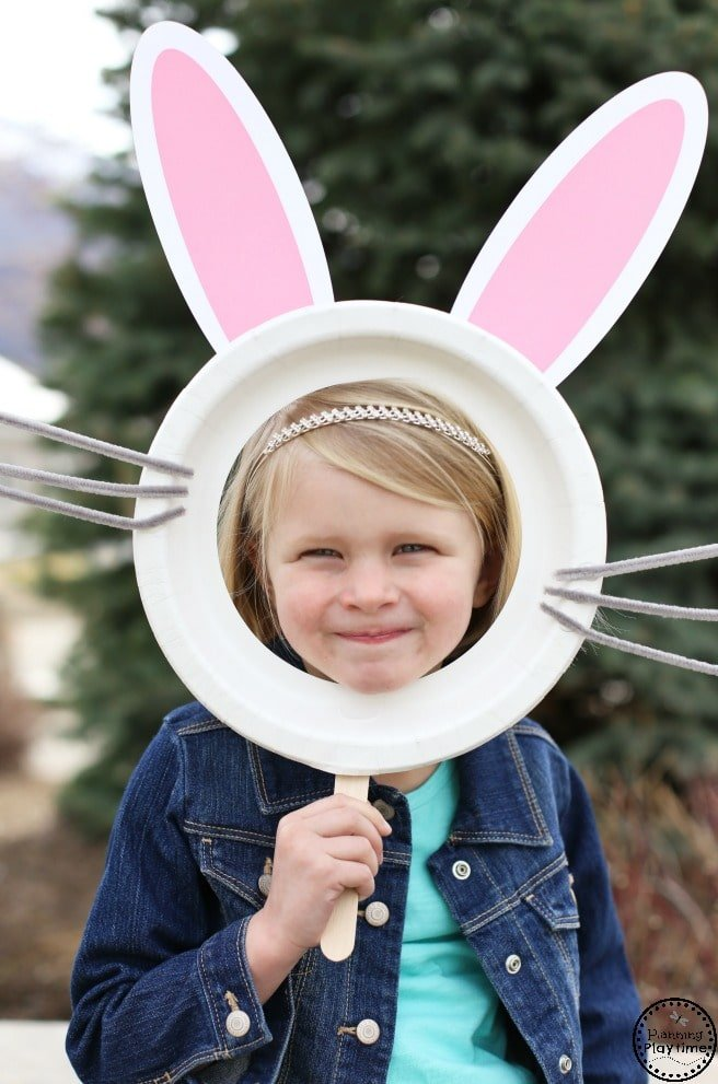 Bunny Mask for kids