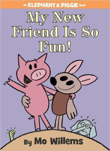 Children's Books that Teach Social Skills - My New Friend is So Much Fun
