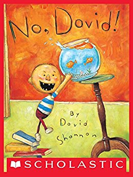 Children's Books that Teach Social Skills - No David