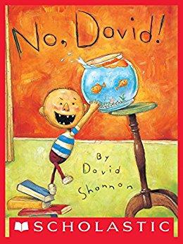 Children's Books that Teach Social Skills - No David