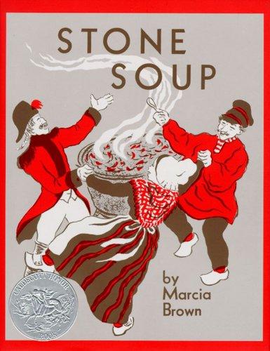 Children's Books that Teach Social Skills - Stone Soup