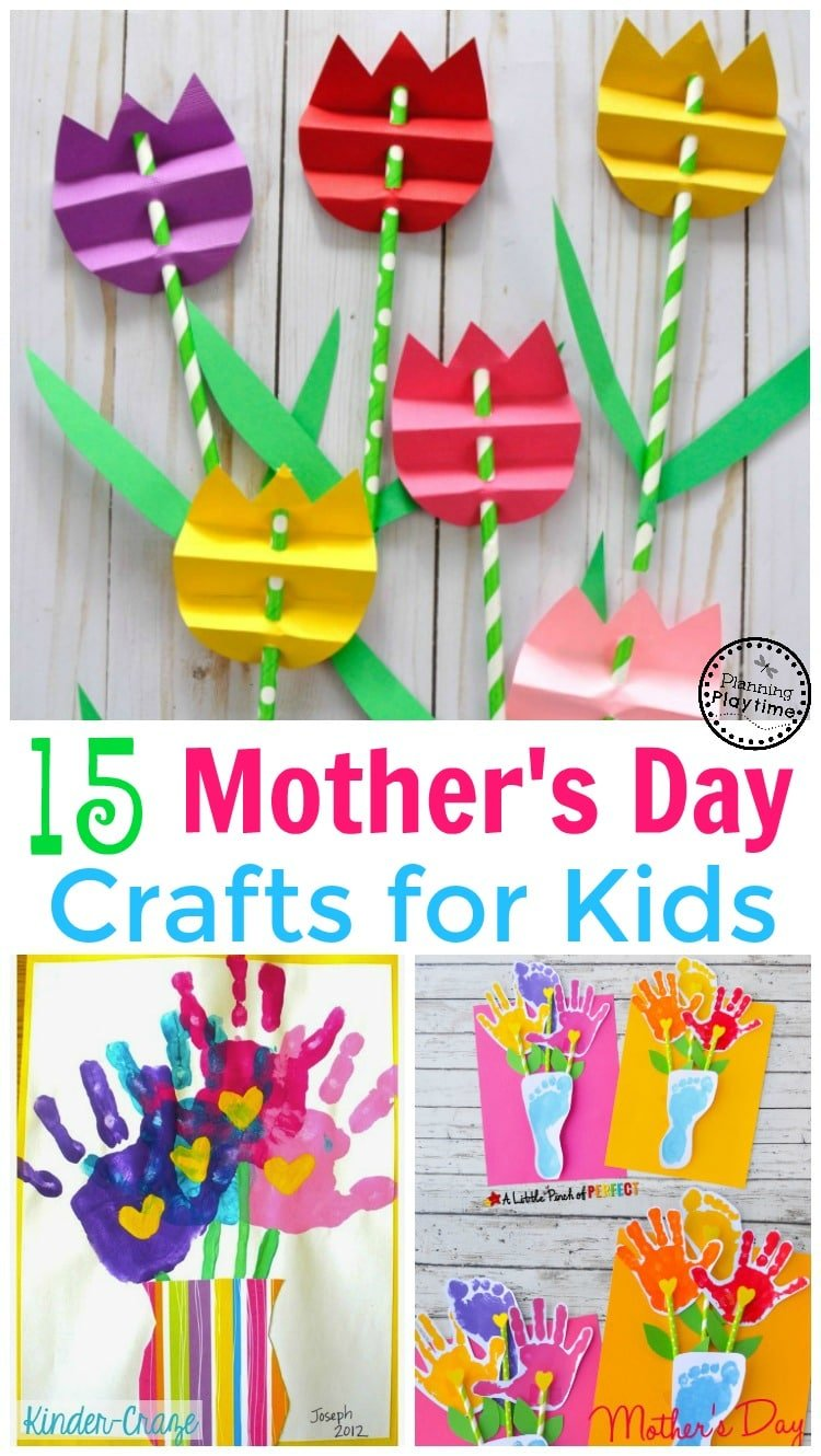 mothers day craft ideas for children 15 s day crafts for planning playtime 7832