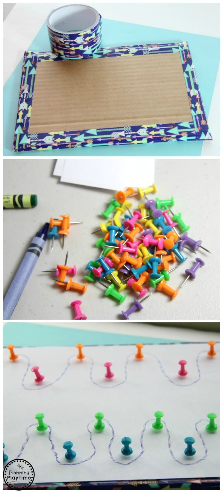 Awesome Pre-Writing Activity for kids.