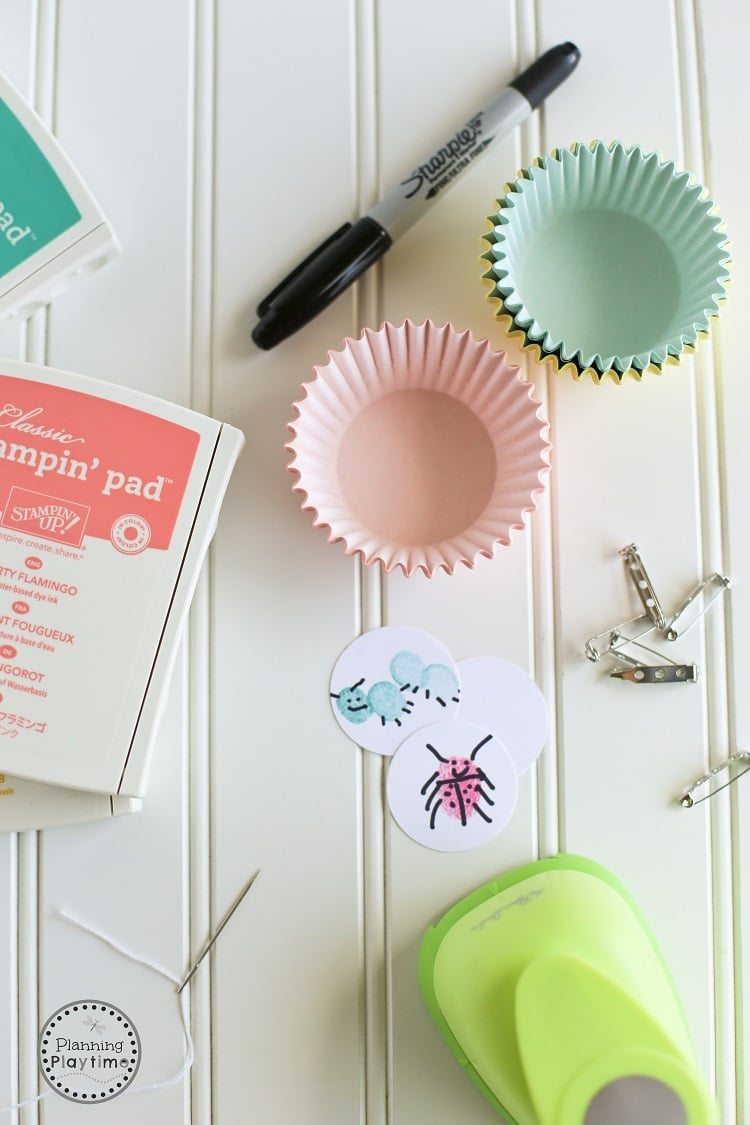 DIY Mother's Day Craft for kids