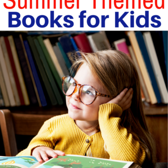 Best Summer Themed Book Lists for Kids