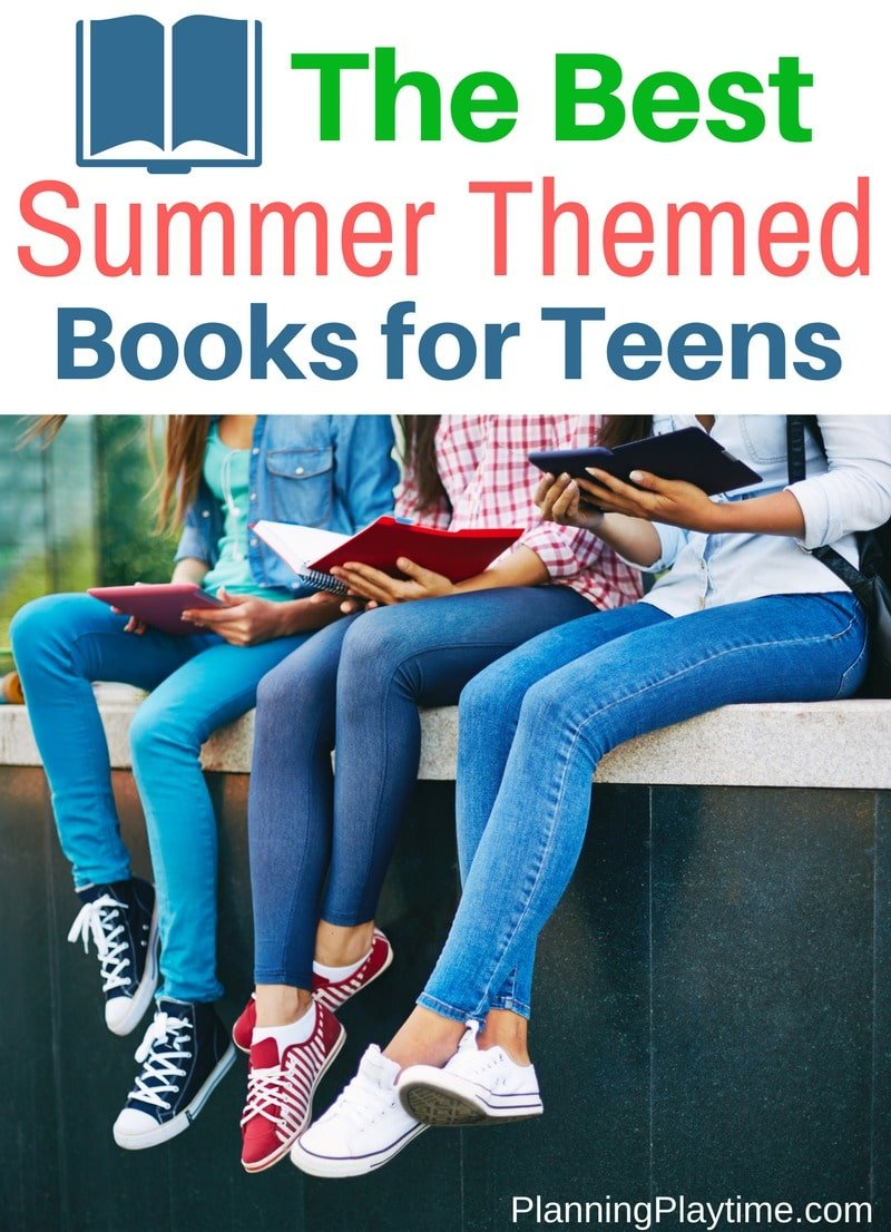 The Best Summer Themed Booklist for Teens