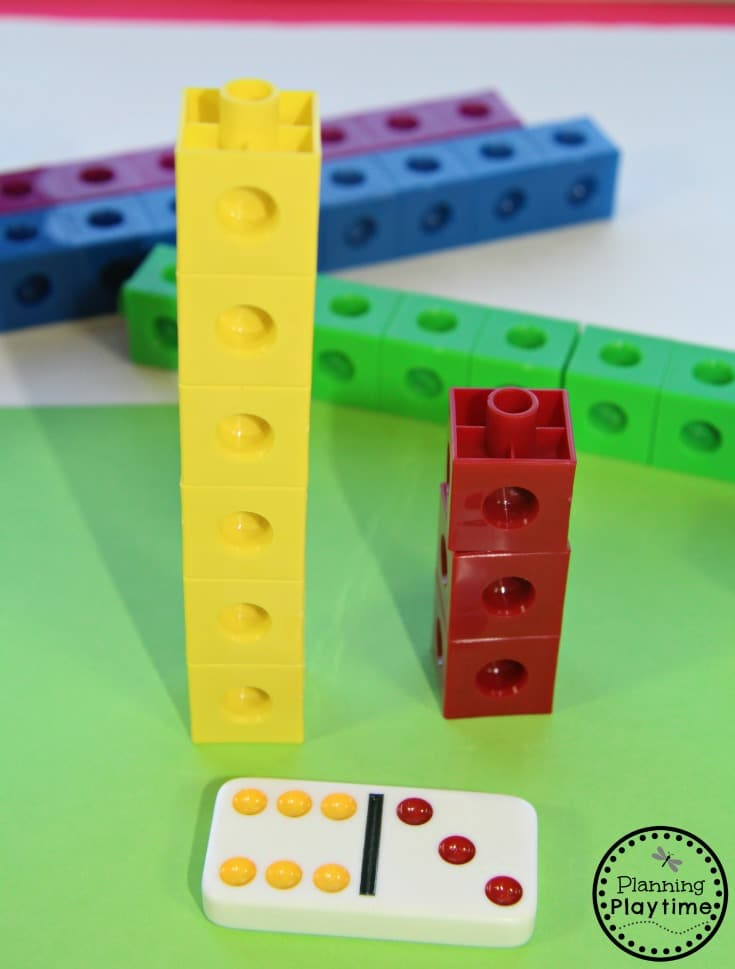 Simple Kindergarten Addition Activity that kids will love