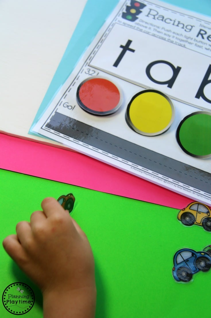 Fun Reading Activity for Kids