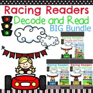 Kindergarten Reading - The super fun big Bundle.