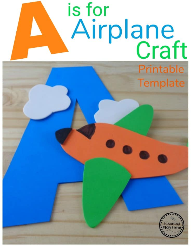 Preschool Color Crafts