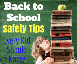 Back to School Safety Tips Every Kid Should Know