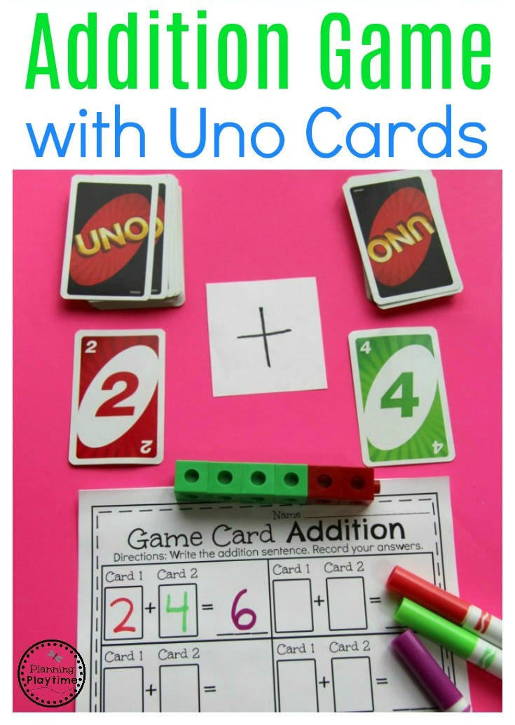 Fun Addition Game for kids.