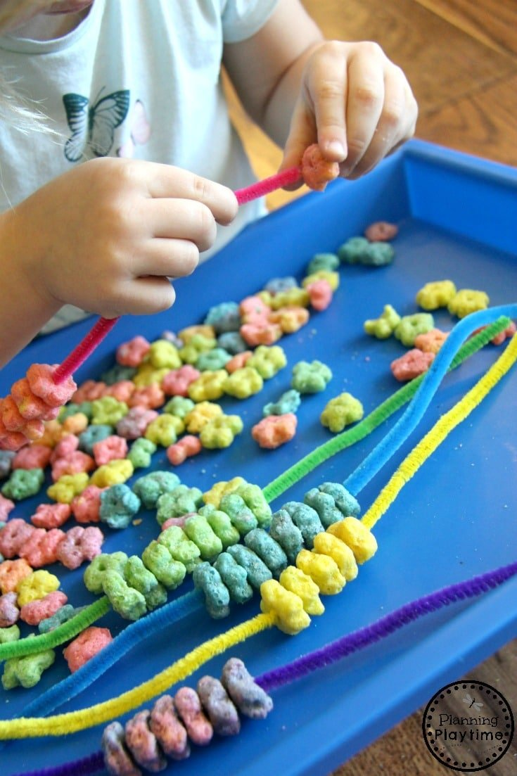 Color Sorting Activity for Kids - Fun for Toddlers and Preschool.
