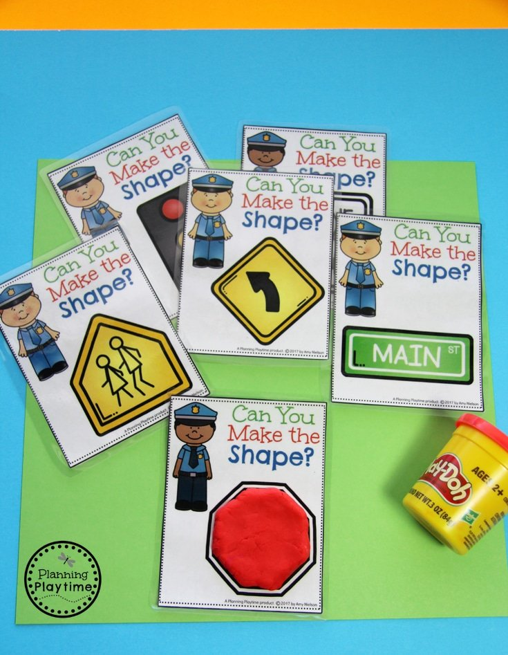Community Helpers Preschool Theme - Planning Playtime