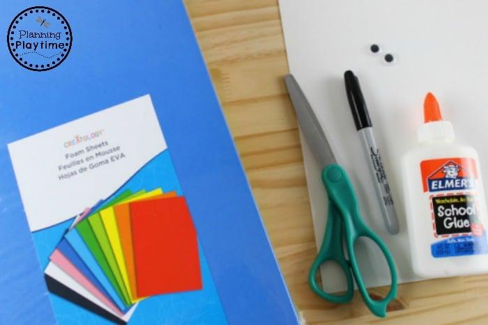 Letter F Craft Supplies