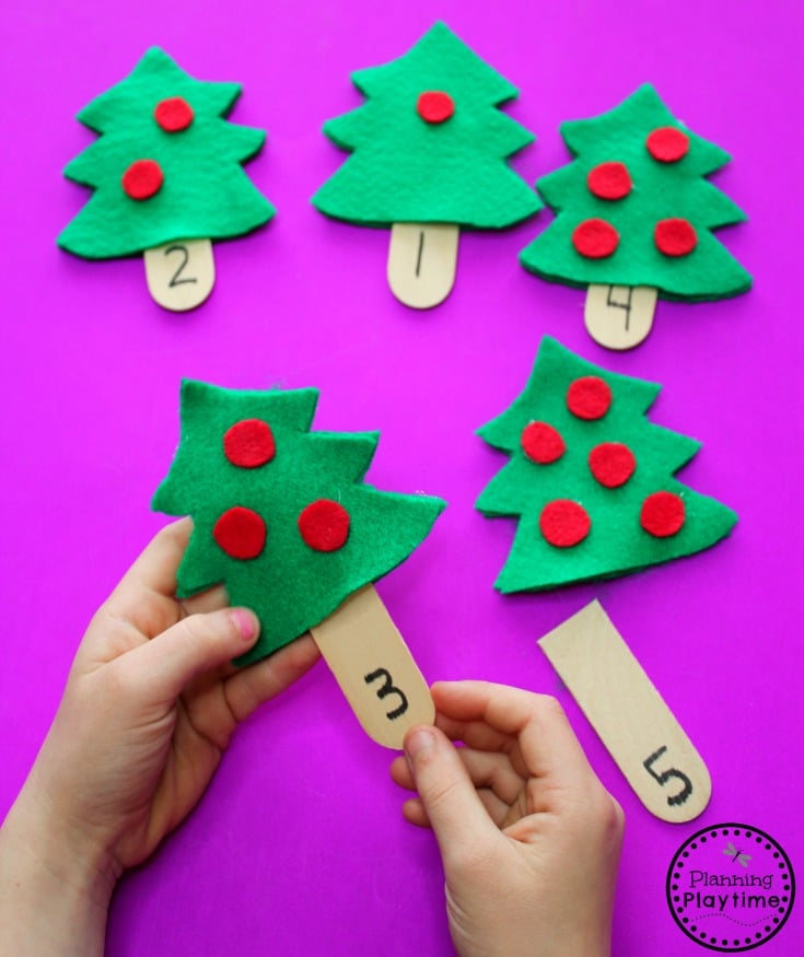 christmas theme for preschool