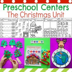 Preschool Christmas Centers (1)