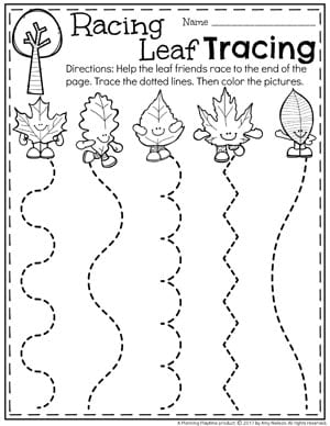 Preschool Worksheets &amp- Free Printables | Education.com