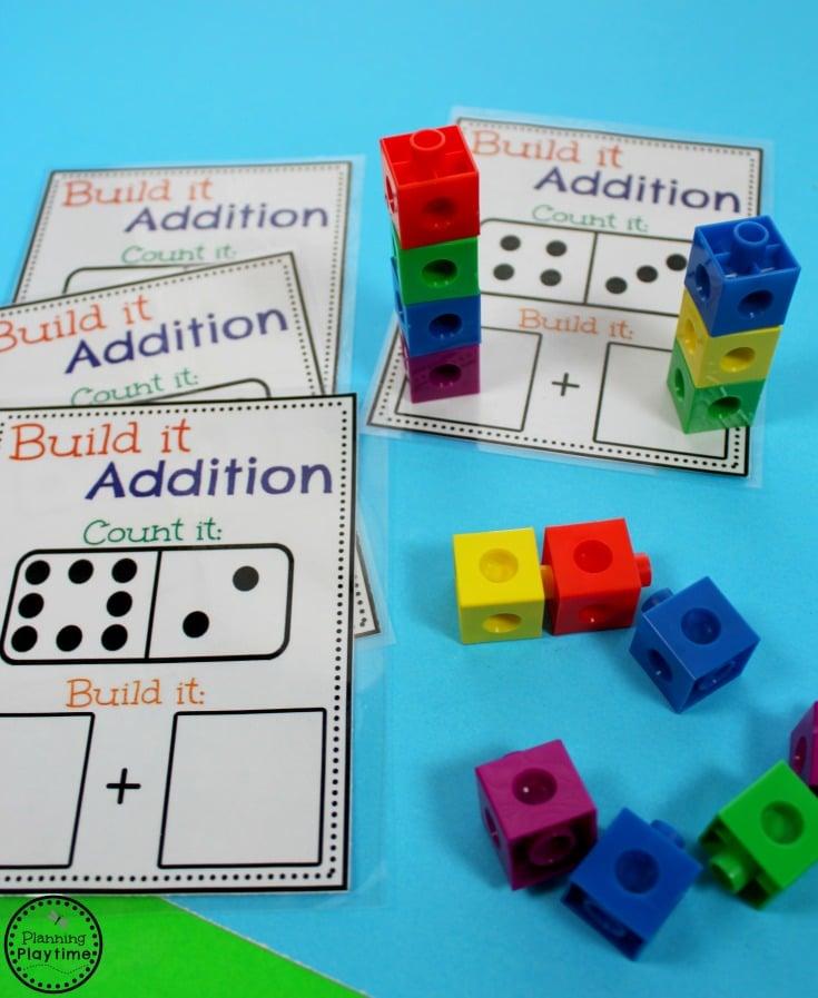 Addition Worksheets - Planning Playtime