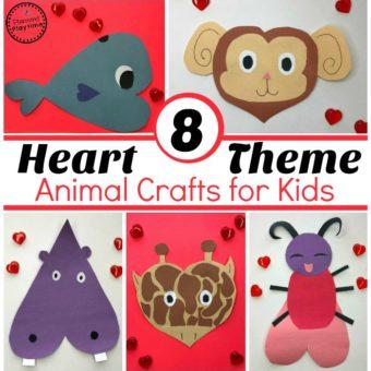 Valentines Crafts for Preschool
