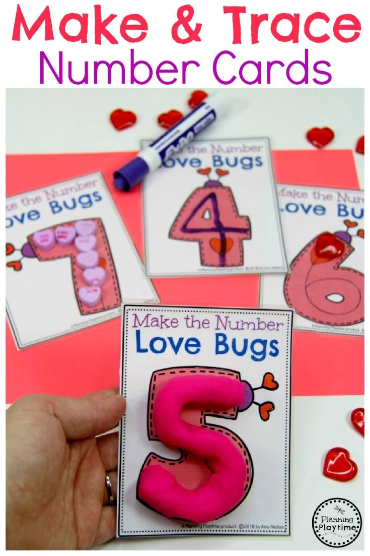 Preschool Shapes Activity for Valentine's Day. #valentines #valentinesworksheets #preschoolworksheets